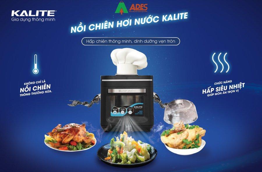 Hinh anh thuc te cua Noi Chien Khong Dau Kalite Steam X